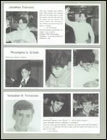 1986 Eaglebrook School Yearbook Page 20 & 21