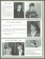 1986 Eaglebrook School Yearbook Page 32 & 33