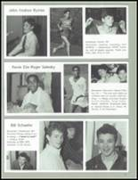 1986 Eaglebrook School Yearbook Page 34 & 35