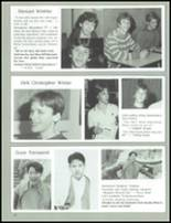 1986 Eaglebrook School Yearbook Page 40 & 41
