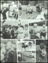1986 Eaglebrook School Yearbook Page 84 & 85