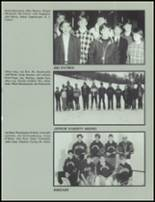 1986 Eaglebrook School Yearbook Page 92 & 93