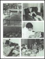 1986 Eaglebrook School Yearbook Page 104 & 105