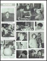 1986 Eaglebrook School Yearbook Page 108 & 109