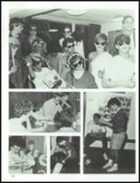 1986 Eaglebrook School Yearbook Page 110 & 111
