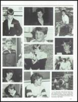 1986 Eaglebrook School Yearbook Page 116 & 117