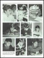 1986 Eaglebrook School Yearbook Page 124 & 125