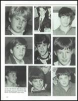 1986 Eaglebrook School Yearbook Page 126 & 127