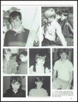 1986 Eaglebrook School Yearbook Page 128 & 129
