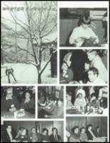 1986 Eaglebrook School Yearbook Page 152 & 153