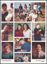 1995 Oilton High School Yearbook Page 20 & 21