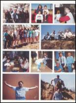 1995 Oilton High School Yearbook Page 24 & 25