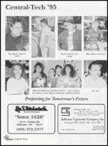 1995 Oilton High School Yearbook Page 42 & 43