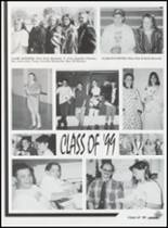 1995 Oilton High School Yearbook Page 70 & 71