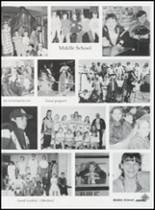 1995 Oilton High School Yearbook Page 84 & 85