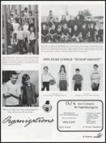 1995 Oilton High School Yearbook Page 98 & 99