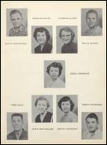 1955 Clyde High School Yearbook Page 24 & 25
