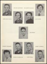 1955 Clyde High School Yearbook Page 26 & 27