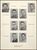 1955 Clyde High School Yearbook Page 28 & 29