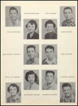 1955 Clyde High School Yearbook Page 30 & 31