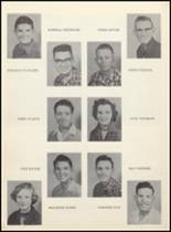 1955 Clyde High School Yearbook Page 32 & 33