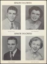 1955 Clyde High School Yearbook Page 48 & 49
