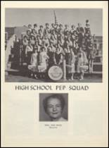 1955 Clyde High School Yearbook Page 58 & 59