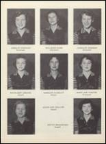 1955 Clyde High School Yearbook Page 64 & 65
