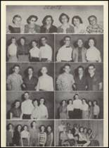 1955 Clyde High School Yearbook Page 78 & 79