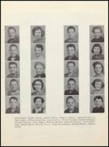 1955 Clyde High School Yearbook Page 80 & 81
