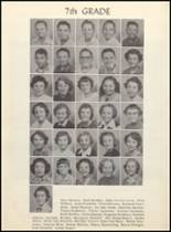 1955 Clyde High School Yearbook Page 82 & 83
