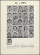 1955 Clyde High School Yearbook Page 84 & 85
