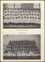 1955 Clyde High School Yearbook Page 98 & 99