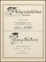 1955 Clyde High School Yearbook Page 102 & 103