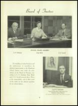1955 Basic High School Yearbook Page 12 & 13