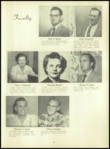 1955 Basic High School Yearbook Page 14 & 15