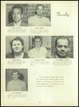 1955 Basic High School Yearbook Page 18 & 19