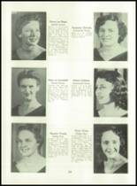 1955 Basic High School Yearbook Page 26 & 27