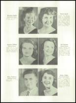 1955 Basic High School Yearbook Page 32 & 33