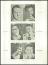 1955 Basic High School Yearbook Page 36 & 37