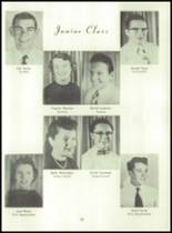 1955 Basic High School Yearbook Page 38 & 39