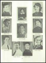 1955 Basic High School Yearbook Page 40 & 41