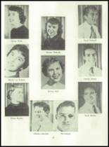 1955 Basic High School Yearbook Page 44 & 45