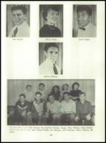 1955 Basic High School Yearbook Page 46 & 47