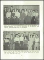 1955 Basic High School Yearbook Page 48 & 49