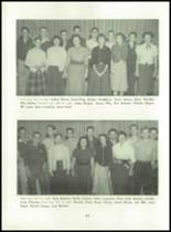 1955 Basic High School Yearbook Page 52 & 53