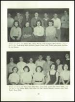1955 Basic High School Yearbook Page 54 & 55