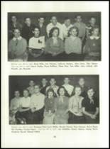 1955 Basic High School Yearbook Page 58 & 59