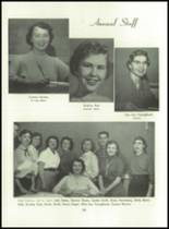 1955 Basic High School Yearbook Page 62 & 63