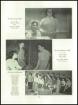 1955 Basic High School Yearbook Page 64 & 65